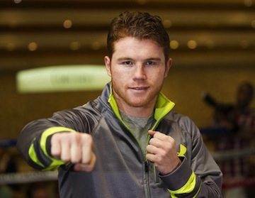 Is There a Dog in Canelo Alvarez?