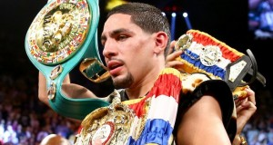 Danny Garcia Says He's Not Traveling To Pr To Lose His Title