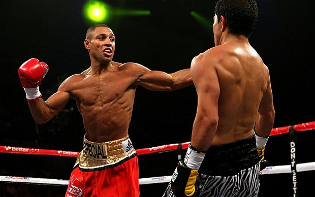 Brook To Get Shot at IBF Title Winner Between Porter-Malignaggi Before July 19th