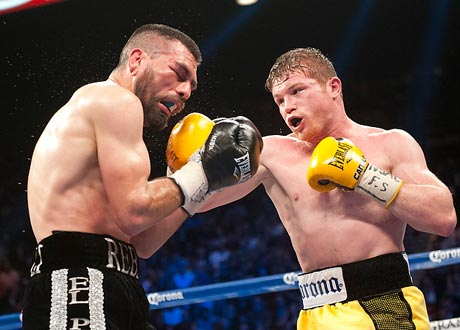 Aftermath: Grading The Canelo-Angulo PPV Card