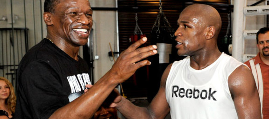 Mayweather Sr. Says More Than Likely His Son Will Fight Manny Pacquiao