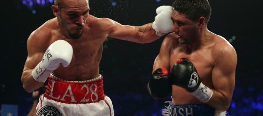 Raymundo Beltran Overpowers Arash Usmanee Through Twelve Rounds