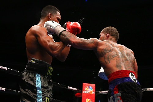 Shaw and Johnson Demand Immediate Rematch with Stevens