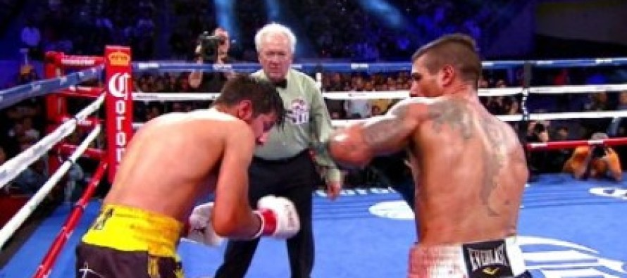 Sho Triple Header: Thurman Breaks Ribs, Matthysse Stops Molina in Thriller, Figueroa Wins Questionable Decision