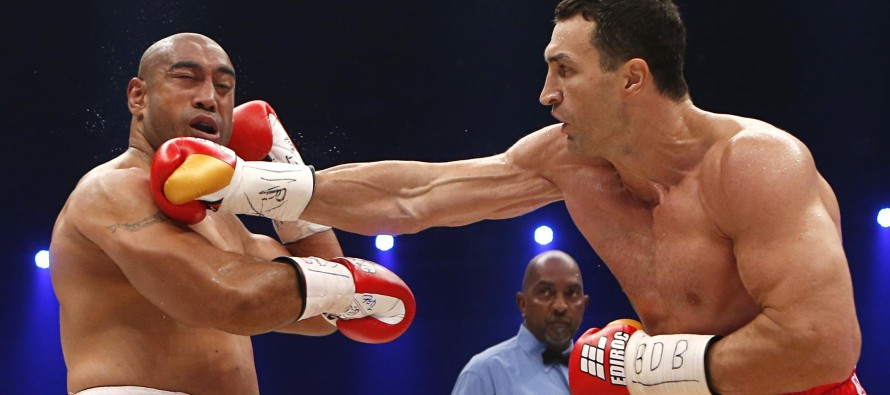 Klitschko Still King