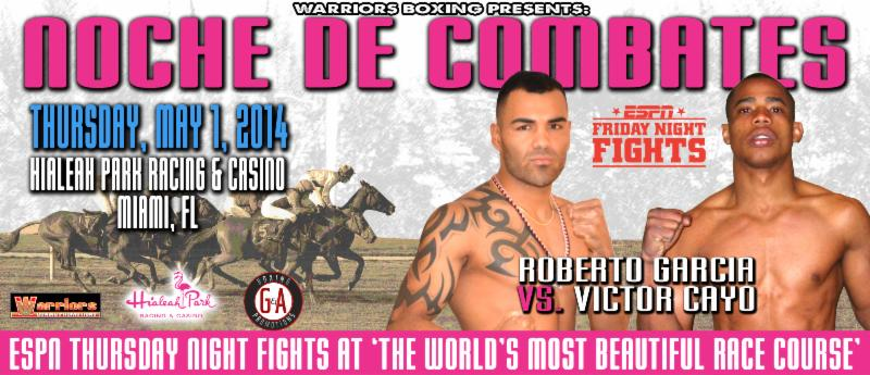 Jonathan Gonzalez Takes on Rogelio Medina May 1st
