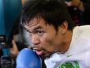 Pacquiao Quiet in Demeanor Loud in The Ring
