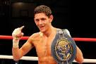 MCDONNELL LANDS DREAM WORLD TITLE FIGHT AT WEMBLEY