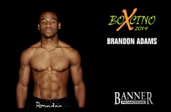 Brandon Adams looks to stay undefeated with win over Gatica in Boxcino semifinals