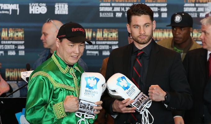 Provodnikov-Algeri Tickets on Sale Today