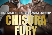 Fury-Chisora Picked up By Awe