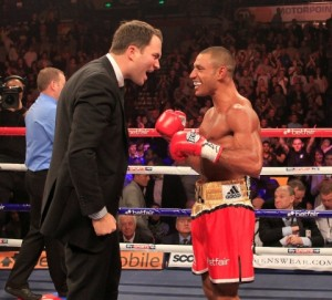 Eddie_Hearn_Kell_Brook_after_Saldivia