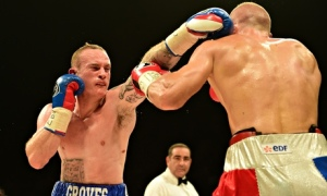 George Groves v Christopher Rebrasse