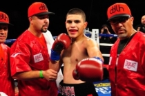 Diego De La Hoya records 14th career win in front of sold-out crowd in 2016 debut