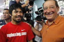 "Arum ""Pacquiao knocks out Mayweather, then our hand will be completely different"""