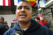 Robert Garcia believes Mayweather's only challenge exists at 160