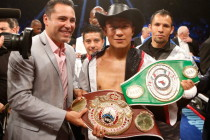 "Francisco Vargas ""This is what I dreamed of, to fight on HBO"""