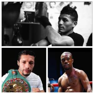 Gary Russell-Abner Mares-Jhonny Gonzalez