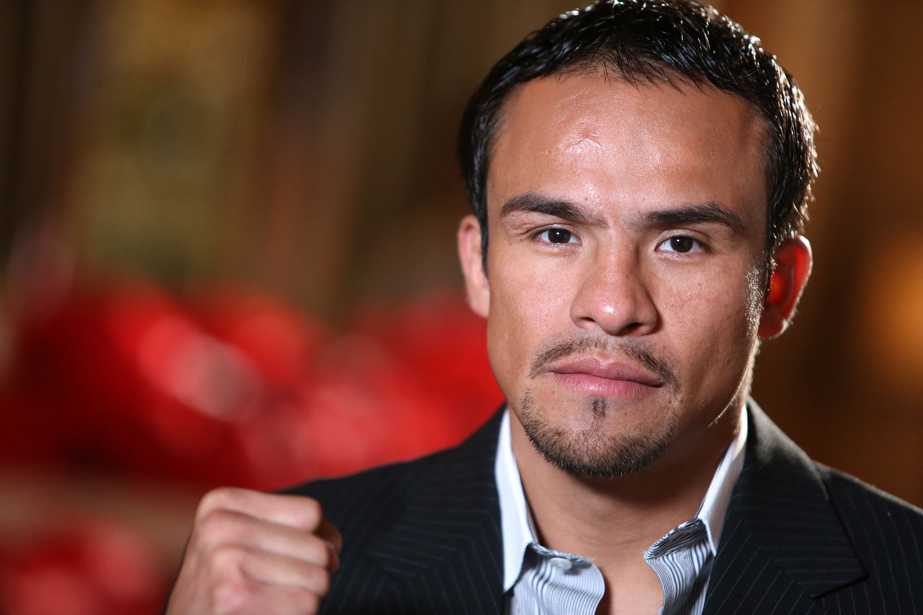 Juan Manuel Marquez on oscar de la hoya manny pacquiao fight