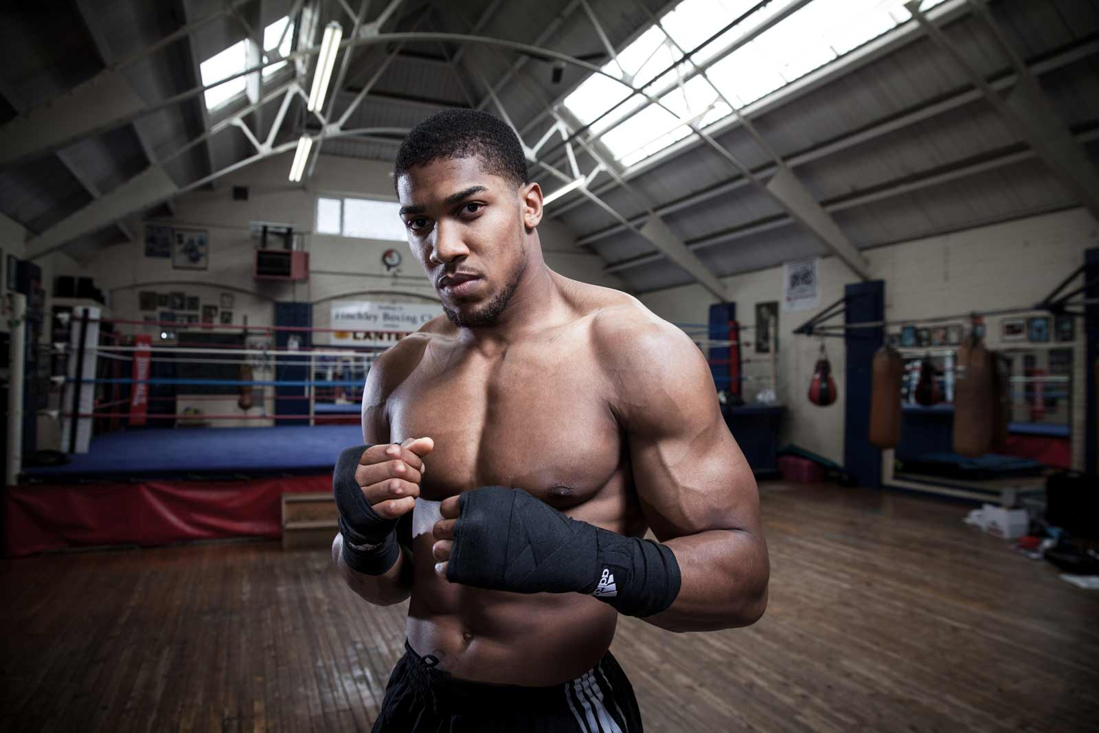 Call In Anthony Joshua Vs Eric Molina Preview And