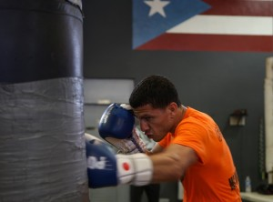 1 abril 2015 Rocky Martinez and McWilliams Arroyo train for April 11  (2)