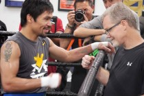 Roach prepared to continue as Pacquiao's trainer