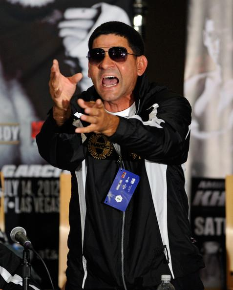 Angel Garcia Says IBF Title Should Have Been Danny's 3