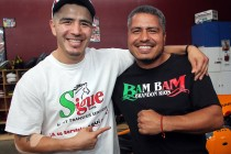 Garcia Says Rios Would Fight Brook, Matthysse, or Provodnikov