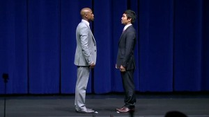 Mayweather-Pacquiao Height Difference