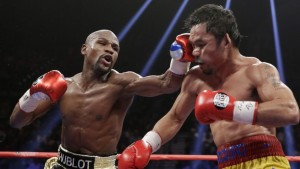 Floyd Mayweather Jr., Manny Pacquiao