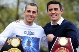 Scott Quigg - Anthony Crolla