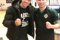 Hearn: Frampton will move up to avoid Quigg