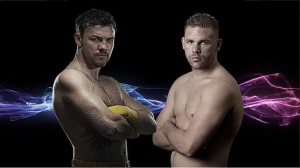 Andy Lee - Billy Joe Saunders