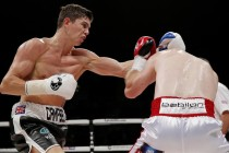Campbell to face toughest challenge in Coyle on Saturday