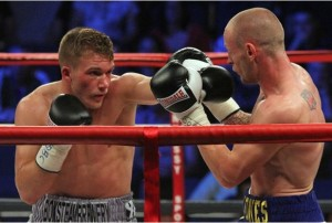 Nick Blackwell v Damon Jones.