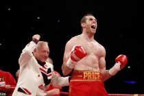 Price ready to shine as he challenges for European title