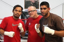 Roach calls Khan toughest option for Pacquiao; says Crawford not ready