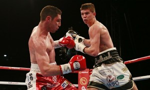 Luke Campbell - Tommy Coyle
