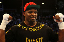 Whyte seeks to fight on Joshua-Cornish undercard