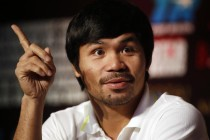 "Manny Pacquiao on Canelo-Khan ""It's a good fight for him"""