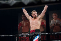 Trey Lippe-Morrison joins forces with Freddie Roach