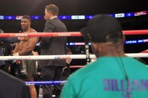 Joshua-Whyte tickets sold out in six hours