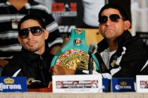 Angel Garcia squashes Danny's $5M price tag for Brook fight overseas
