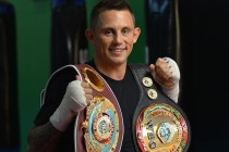 "Josh King ""It's Josh who will be using Ricky Burns"""
