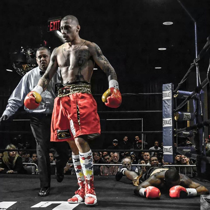 Frank Galarza-Jarrett Hurd Set For Russell Jr-Escandon