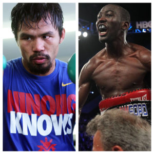 Terence Crawford Manny Pacquiao