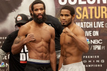Official Weigh-ins For Lamont Peterson-Felix Diaz Card