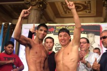 Ruslan Provodnikov-Jesus Alvarez Rodriguez Weigh In Photos