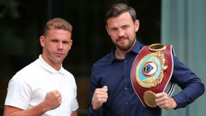 Andy Lee vs. Billy Joe Saunders
