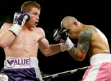 Julian Williams I would of Rather Been Canelo In That Fight Instead of Cotto